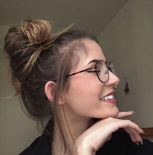 Imagem De Girl Glasses And Tumblr Fica A Dica Para