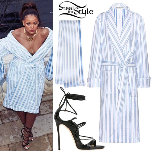 Rihanna's Clothes & Outfits | Steal Her Style