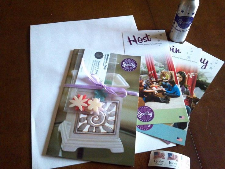 In making daily goals to increase my sales and customer base. The old fashioned way of mailing Scentsy catalogs is a very effective way of marketing. Scentsy offers catalog mailers from the Scentsy...