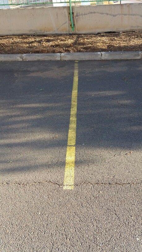 Linea amarilla