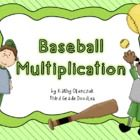 Saaaa-wing Batter!  Help your students master those multiplication facts with a super fun baseball game!!    Includes: Directions Game Board 12 Gam...
