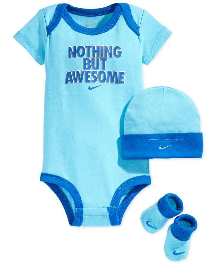 Think this gift speaks for itself—and makes the perfect present for the baby boy on your list!