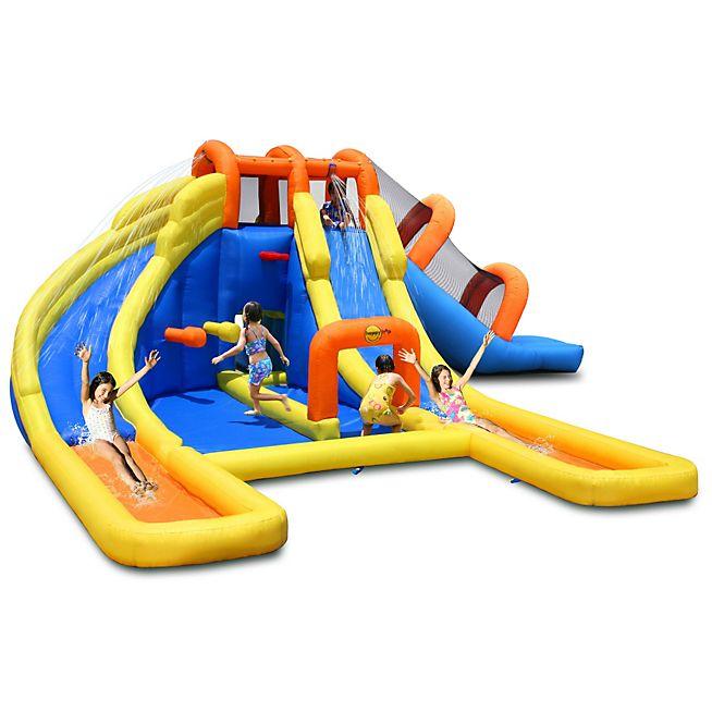 17 meilleures id es propos de parc gonflable sur pinterest chateau gonfla - Happy hop aire de jeux gonflable ...