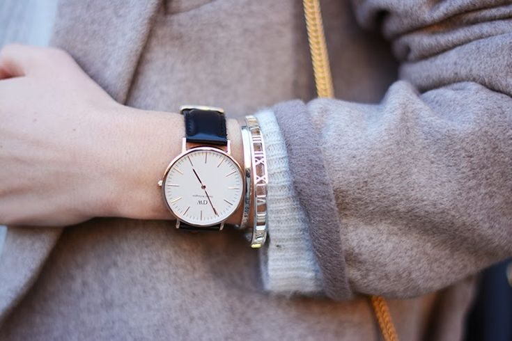 New Daniel Wellington Classic Sheffield Rose Gold Black leather 36mm Women watch