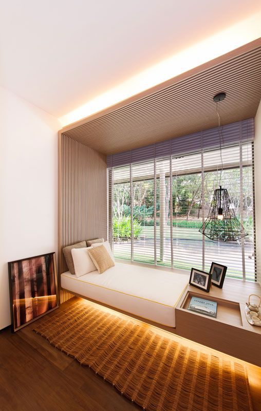 Archipelago showflats (1- & 2-bedroom)