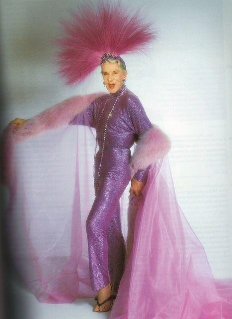 Bunny Roger, 70th birthday, ametist ball 1981