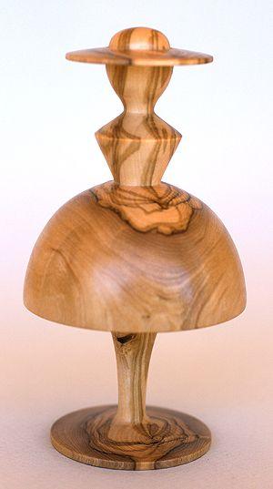 Nikos Siragas Wood Art Artistic Woodturner