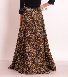 The 25  best Long skirts online ideas on Pinterest | Taffeta skirt ...