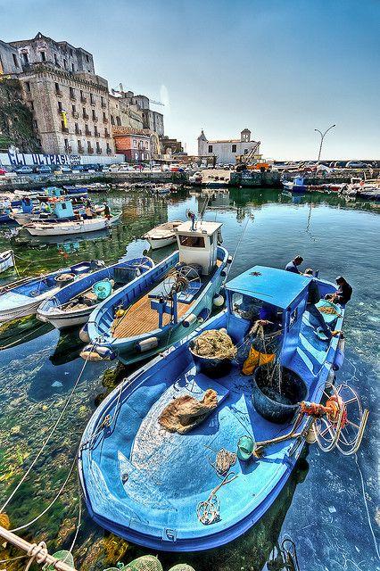 at Pozzuoli, Italy.. Naples Campania