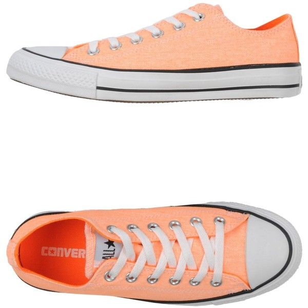 Converse All Star Low-Tops & Trainers found on Polyvore