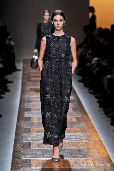 Мода и стиль: Тренд осень-зима 2012-13: готика