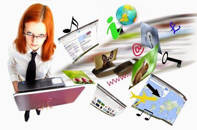 Ideoita TVT:n hyödyntämiseen koulussa: 1. Digitaalisia muistioita ja viestiseiniä yhteist...