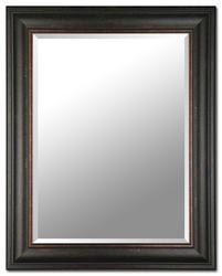 Images 2000 X Brown Bronze Beveled Mirror