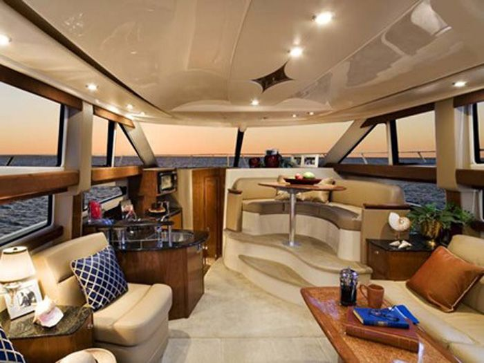 Best Interior Design Ideas For Luxury Yacht Charter