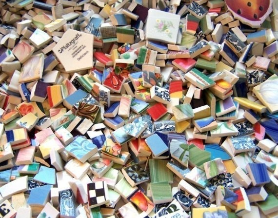 Mosaic Tile Craft Supplies | Tile Design Ideas