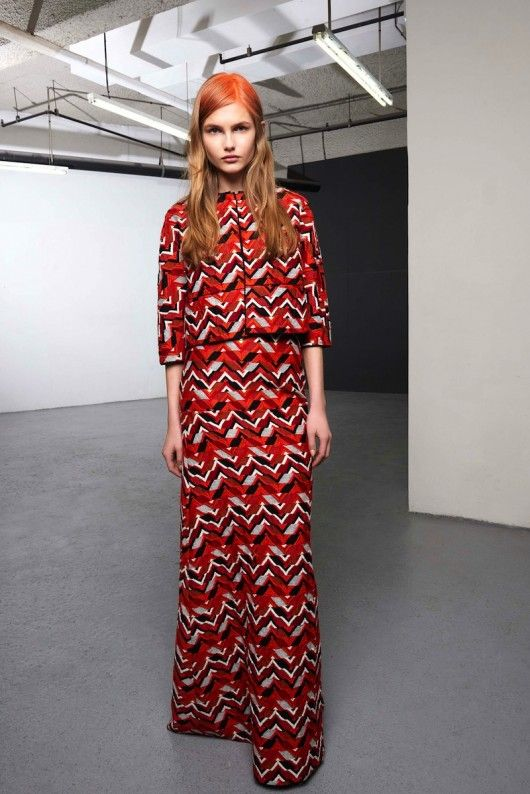 Giambattista Valli Pre-Fall 2015 (34)  - Shows - Fashion