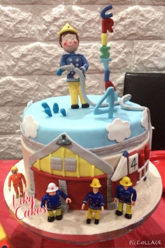 Gateau D Anniversaire Sam Le Pompier Inspirational Image Gateau Sam Le Pompier Home Baking For You Blog Photo