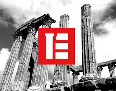"Check out new work on my @Behance portfolio: ""Évora logo"" http://be.net/gallery/57583027/Evora-logo"