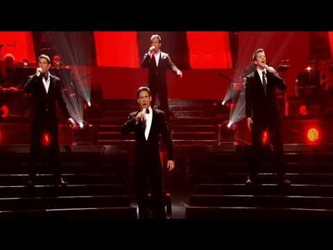 Il divo best of il divo live youtube i can 39 t help falling in love with you 12 00 - Il divo all by myself ...