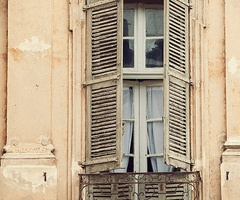 : Doors, Window Shutters, Old Shutters, France Travel, French Window, Old Window, Chic Home Decor, French Riviera, Travel Photography