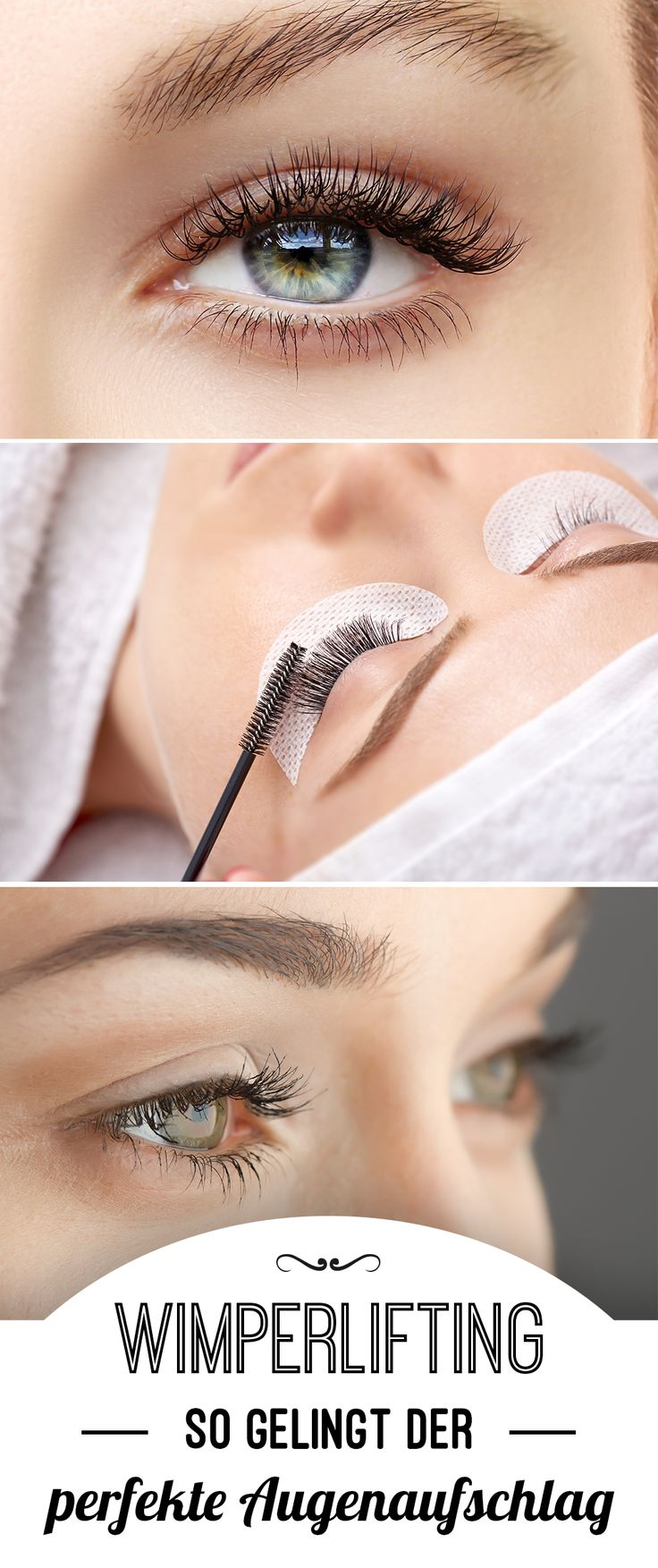 Eyelash Lifting: The perfect swing