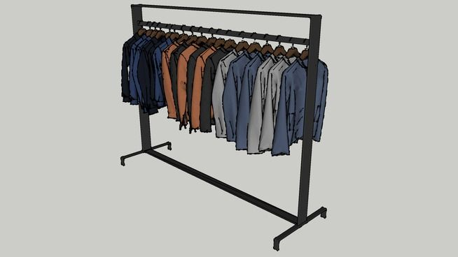 Wardrobe 05 - 3D Warehouse