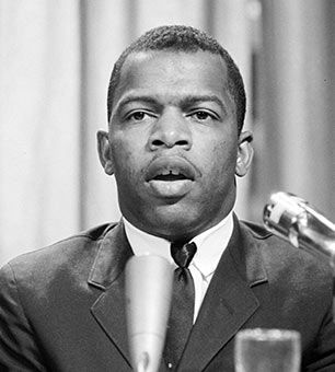 John Lewis Marches On