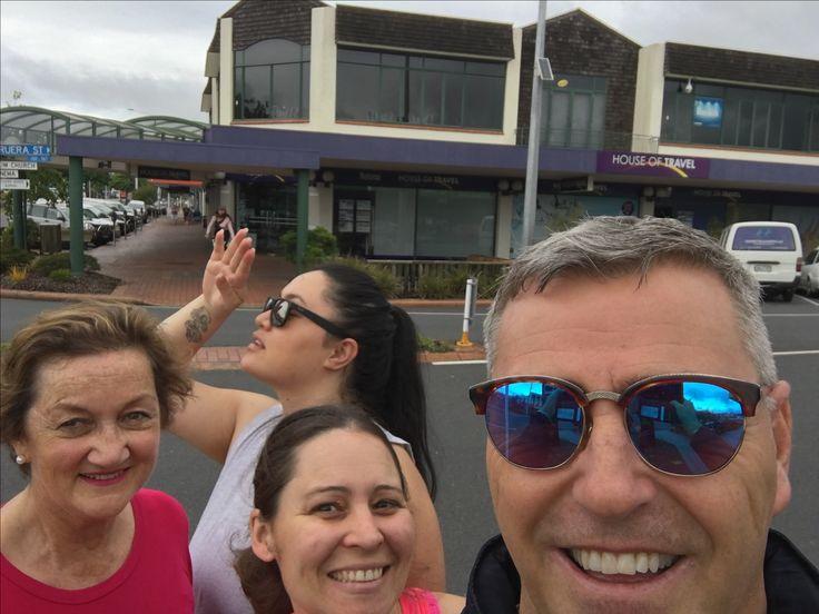 Amazing Race - Rotorua