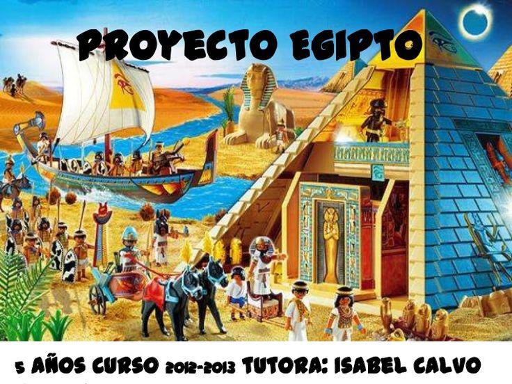 proyecto-egipto-16627390 by isabel_calvoredondo via Slideshare