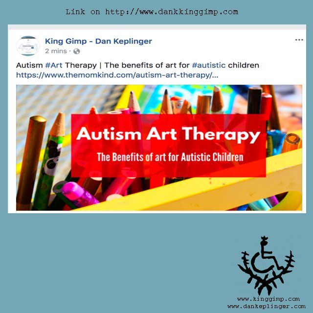 Autism #Art Therapy | The benefits of art for #autistic children