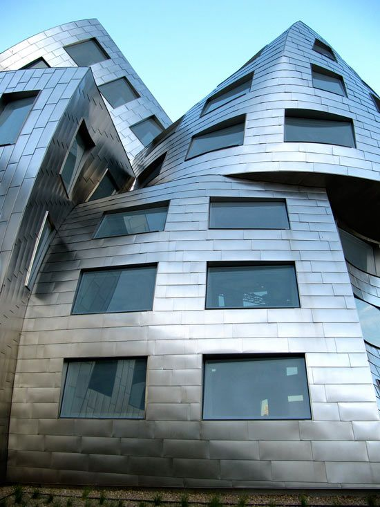 frank gehry: the cleveland clinic lou ruvo center for brain health