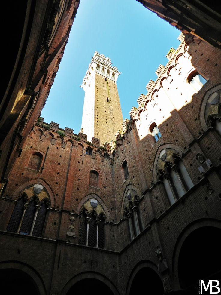 Torre del Mangia - Siena