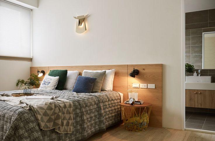 Квартира в скандинавском стиле на Тайване — HQROOM