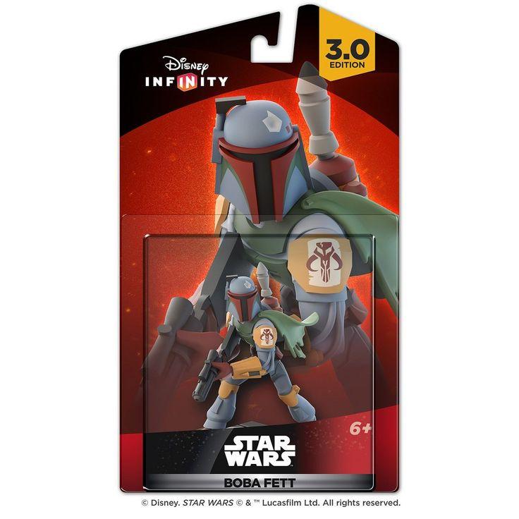 Disney Infinity 3.0 Edition: Star Wars Boba Fett Figure,