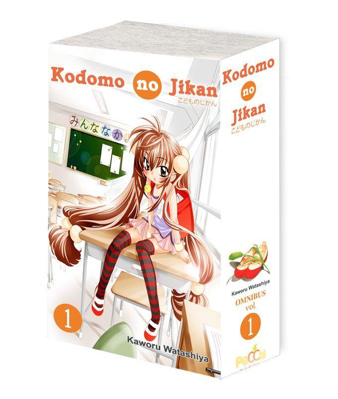 Digital Manga Launches Kodomo no Jikan Manga Kickstarter by Mike Ferreira