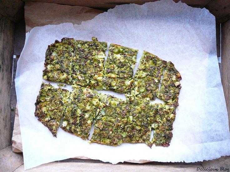 Delicious blog: Brokolicové tyčinky