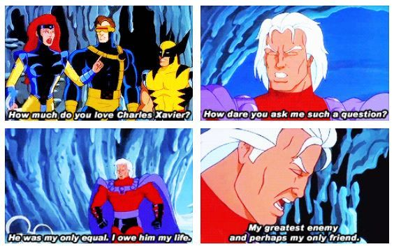 xavier and magneto meet jean grey