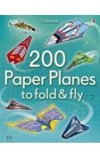 200 Paper Planes to Fold and Fly - Tudor Andy (9781409557067) | ENbook.pl