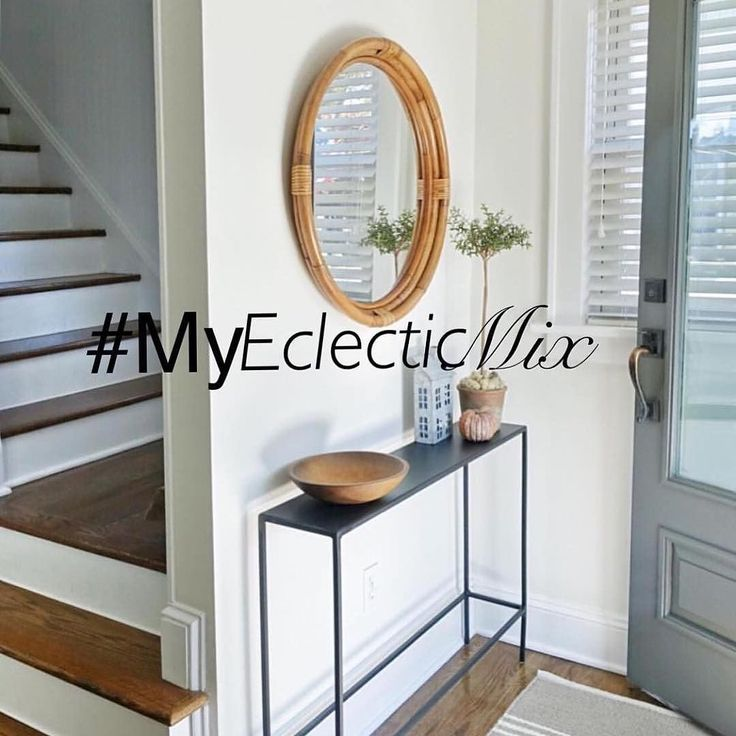 Wait it's Monday already it means it's time for . #MyEclecticMix . Today through Wednesday we want to see your eclectic mix of new vintage contemporary antique modern farmhouse rustic glam cottage boho chic mid mod etc . It's easy to join in.  Follow all the hosts: Cindi @cindimc.ivoryhome Ana @avana_design Julie @jnathome Sherri @graceindesign and this week's guest co-host Sara @sadies_lovely_life . Invite some friends to play along!  I've tagged some talented friends in the photo! . Our…