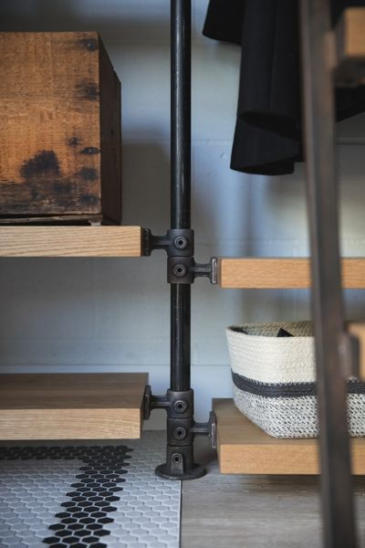 Industrial Shelves | Modern Wood Furniture - Union Wood Co. in Vancouver, BC