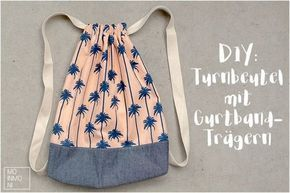 Bag with webbing made of cotton as a carrier – Still Designs for Women
