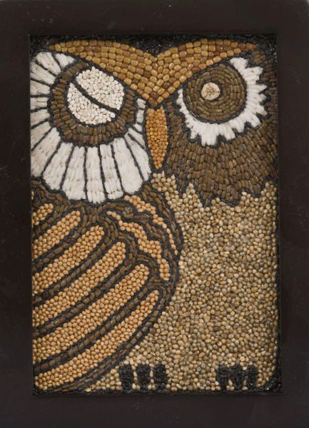 seed/bean art