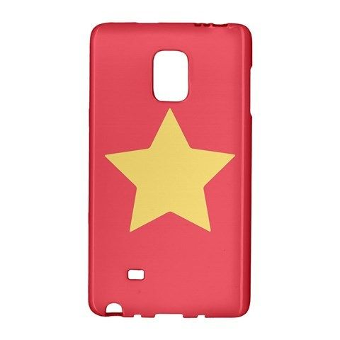 Steven Universe Star Samsung Galaxy Note EDGE Case Wrap Around