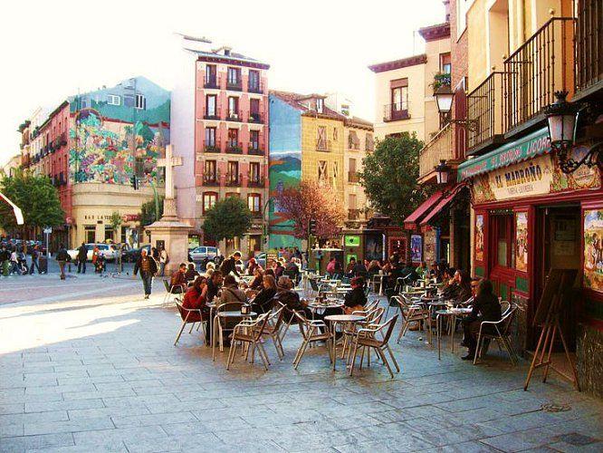50 COSAS QUE HACER EN MADRID 1 VEZ