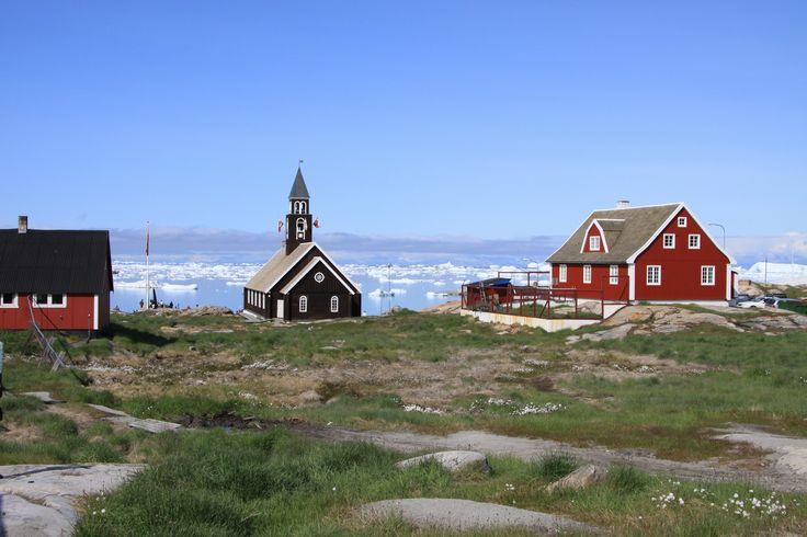 Ferie og rejser til Grønland - Diskobugtens bygder og isbjerge, inkl. hvalsafari - Topas Travel - illulisat