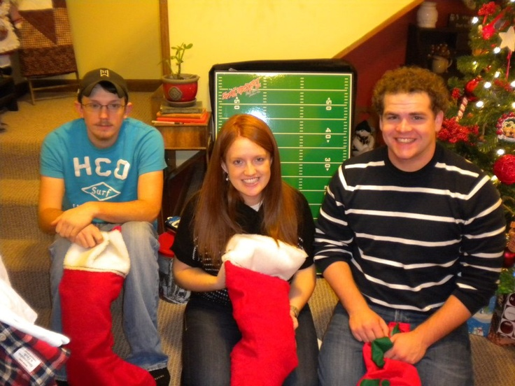 Billy, Katie & Dave-The loves of my life!
