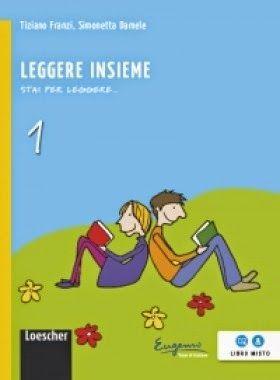 Leggere insieme è una collana di libri, edita da Loescher, nata per la scuola media, utilizzabili con tutti gli alunni ma utilissimi spec...