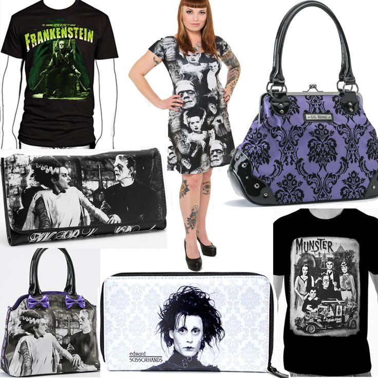 Just in at Ipso Facto's Fullerton, CA store and our website www.ipso-facto.com are cool new Edward Scissorhands, Universal Monsters and Munsters items. Get yours' today!