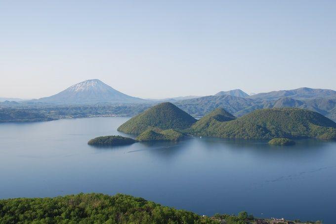 Lake Toya, Hokkaido 全部知ってる?米国CNNが選んだ『日本の最も美しい場所』31選 | RETRIP