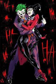 Resultado de imagen para harley quinn y joker